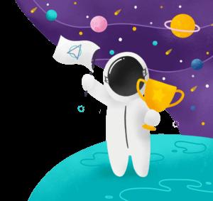 Space Ads - wygrana w rankingach na najlepszÄ… agencjÄ™ reklamowÄ…